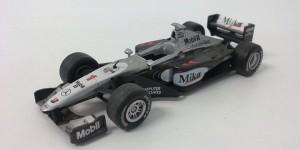 RBA Collectibles 1/43 McLaren Mercedes MP4/14 1999