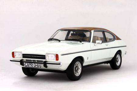 Otto Mobile 1/18 Ford Capri MKII 1974