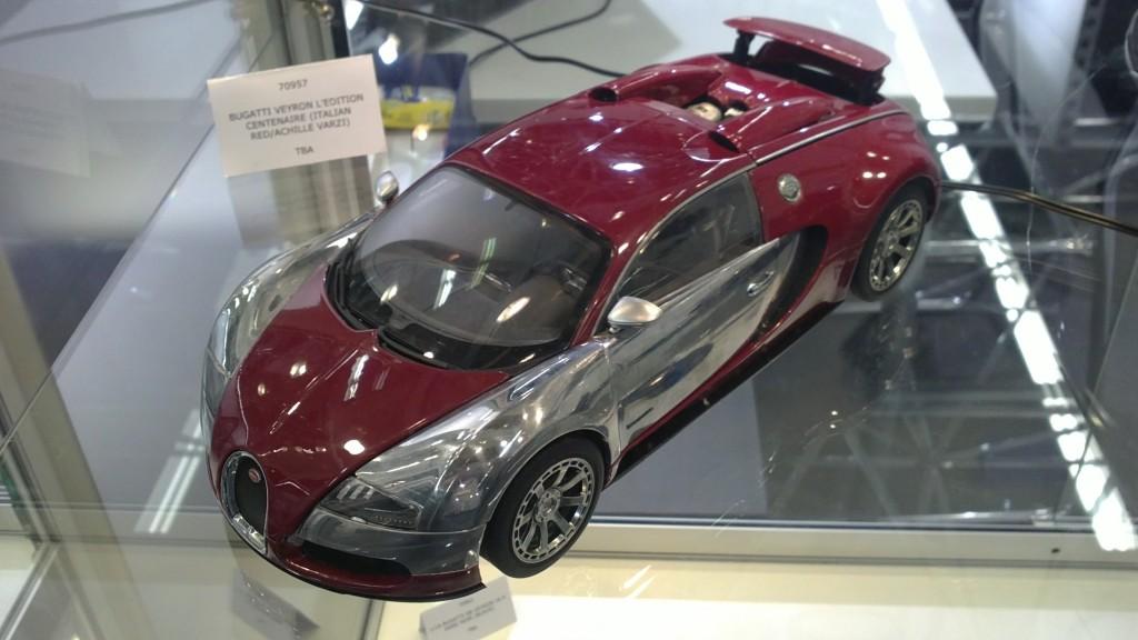Bugatti Veyron 16.4 Italian Red Centenaire Edition Auto-Art-70957