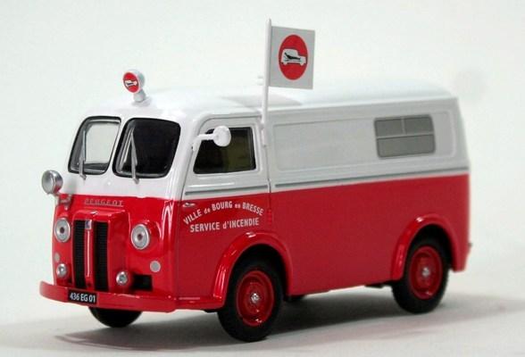 Peugeot D3 Ambulance Eligor 101480