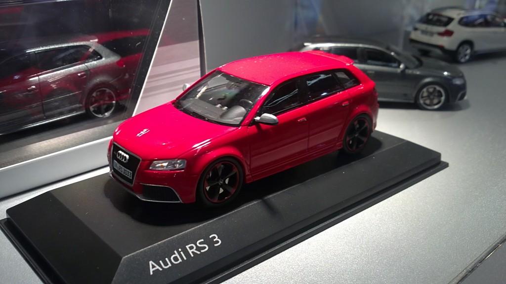 Schuco 1-43 Audi RS 3