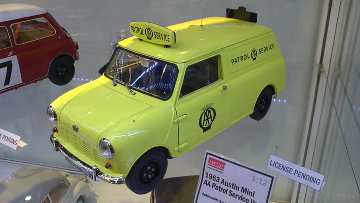 Austin mini 1963-Sun-Star-5318