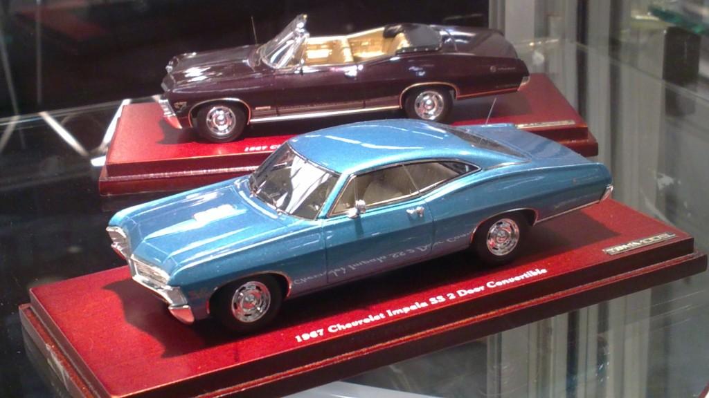 True Scale Minuatures-Chevrolte Impala 1967 1-43
