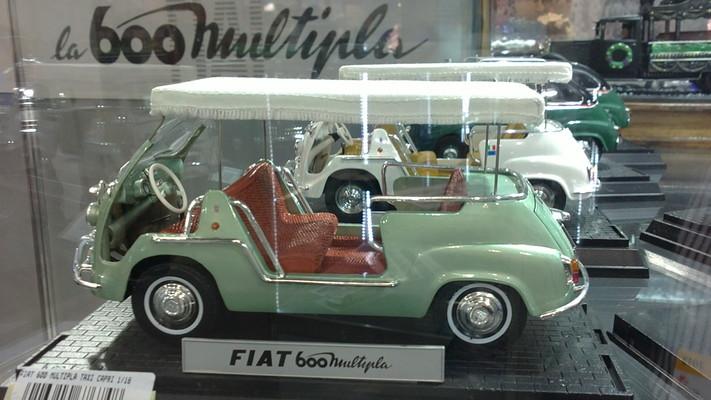Fiat-600-taxi-Capri- La Mini Miniera