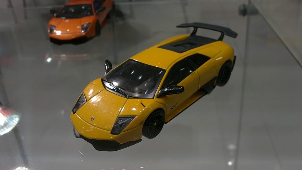 Lamborghini Murcielago LP 670-4 Hot Wheels Elite