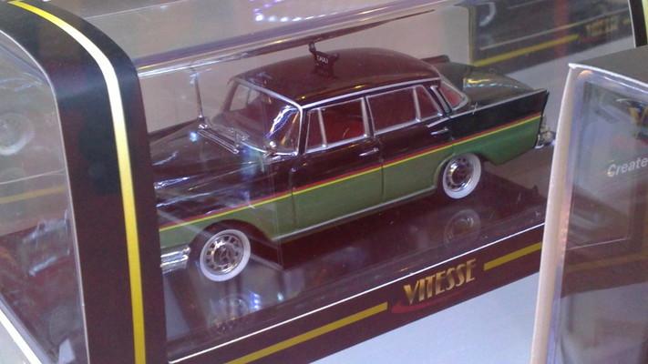 Mercedes_Benz 220 SE roma taxi-Vitesse-28712