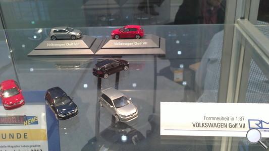 Rietze-VW-Golf-VII feria de Nuremberg 2013
