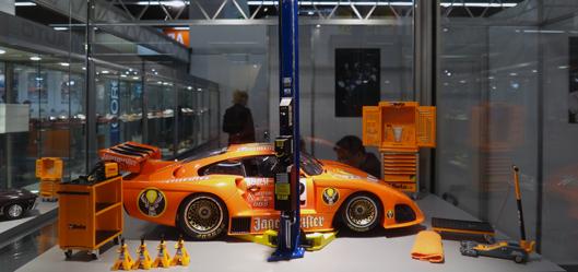 True Scale Models-Garage-Series Feria Nuremberg