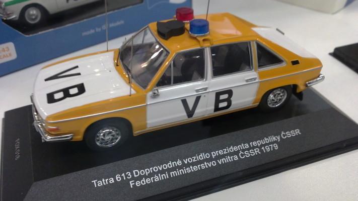 Tatra 613 - FOXToys - Fox018
