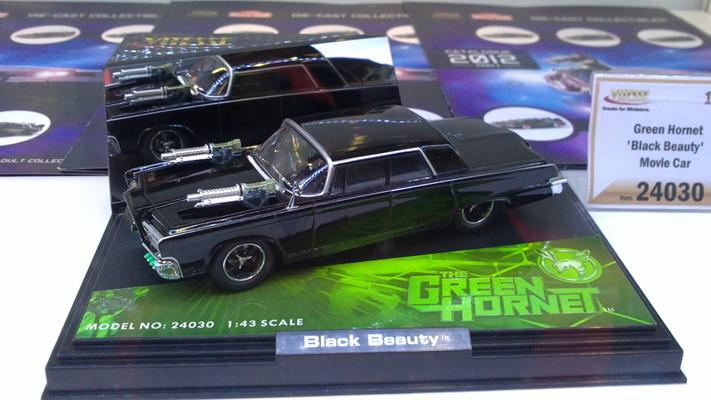 The Green Hornet-Black Beauty-Vitesse-24030